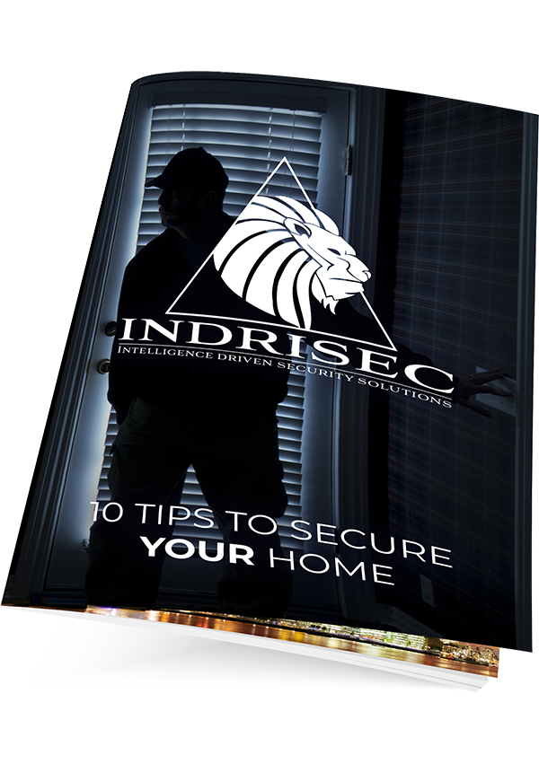 10 Home Security Tips Ebook
