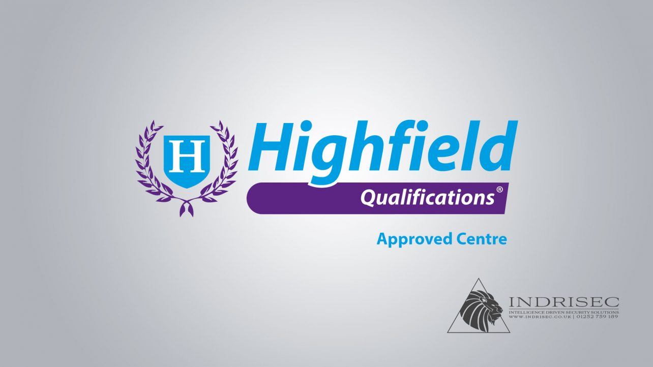 Highfield Approved Training Centre